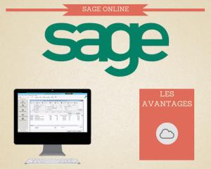 Avantages Sage Online