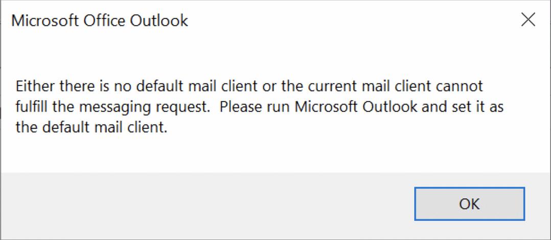 Sage 100Cloud - Erreur lors de l'envoi des emails