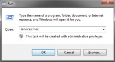 e-fakto - installation #3 vérification non-existence d'un serveur MySQL