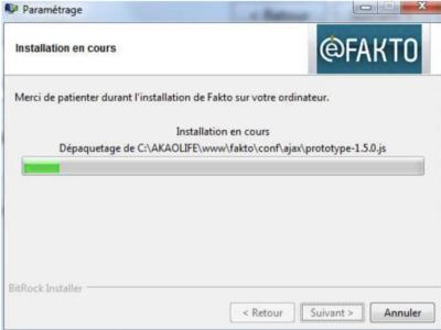 e-fakto - installation #5 installation e-fakto