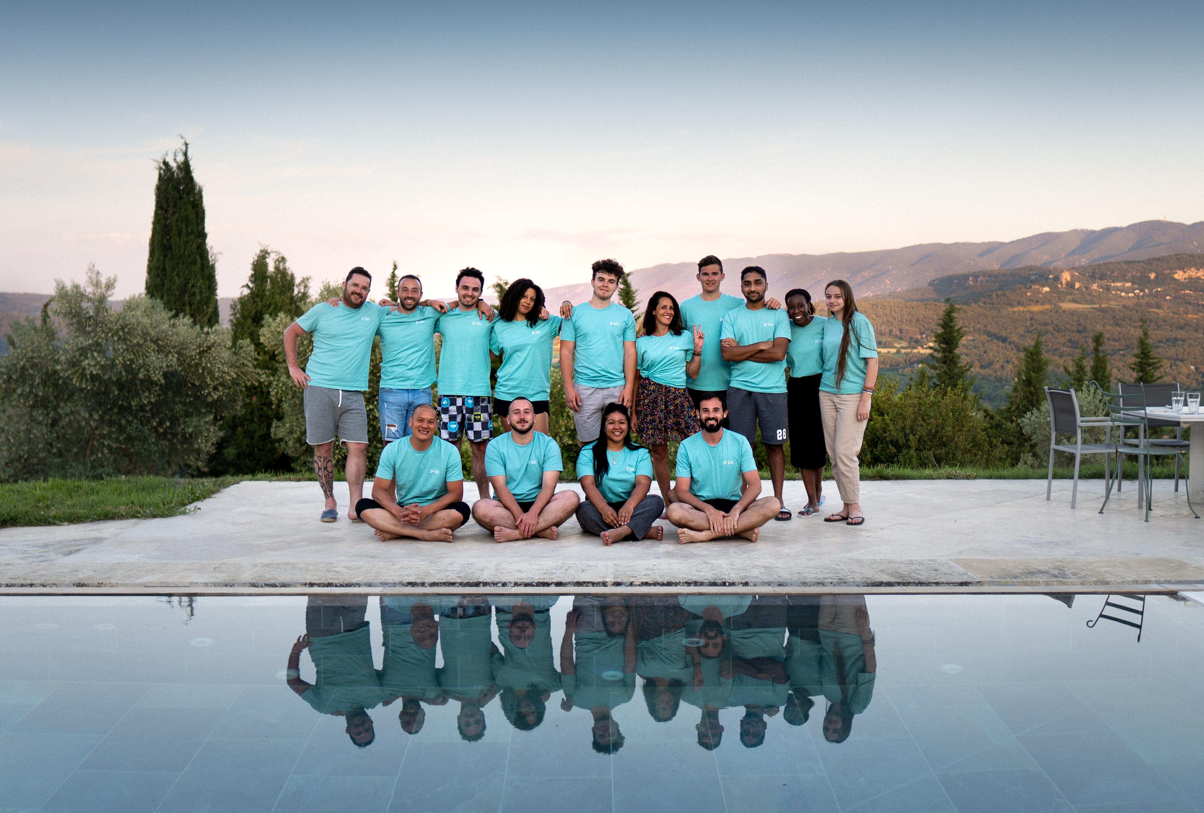 Team BLC logiciels de gestion